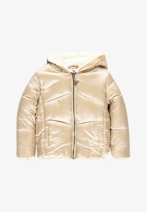 Winter jacket - champagne