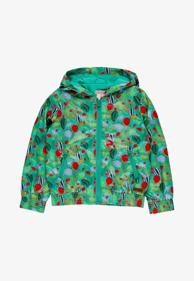 Light jacket - light green