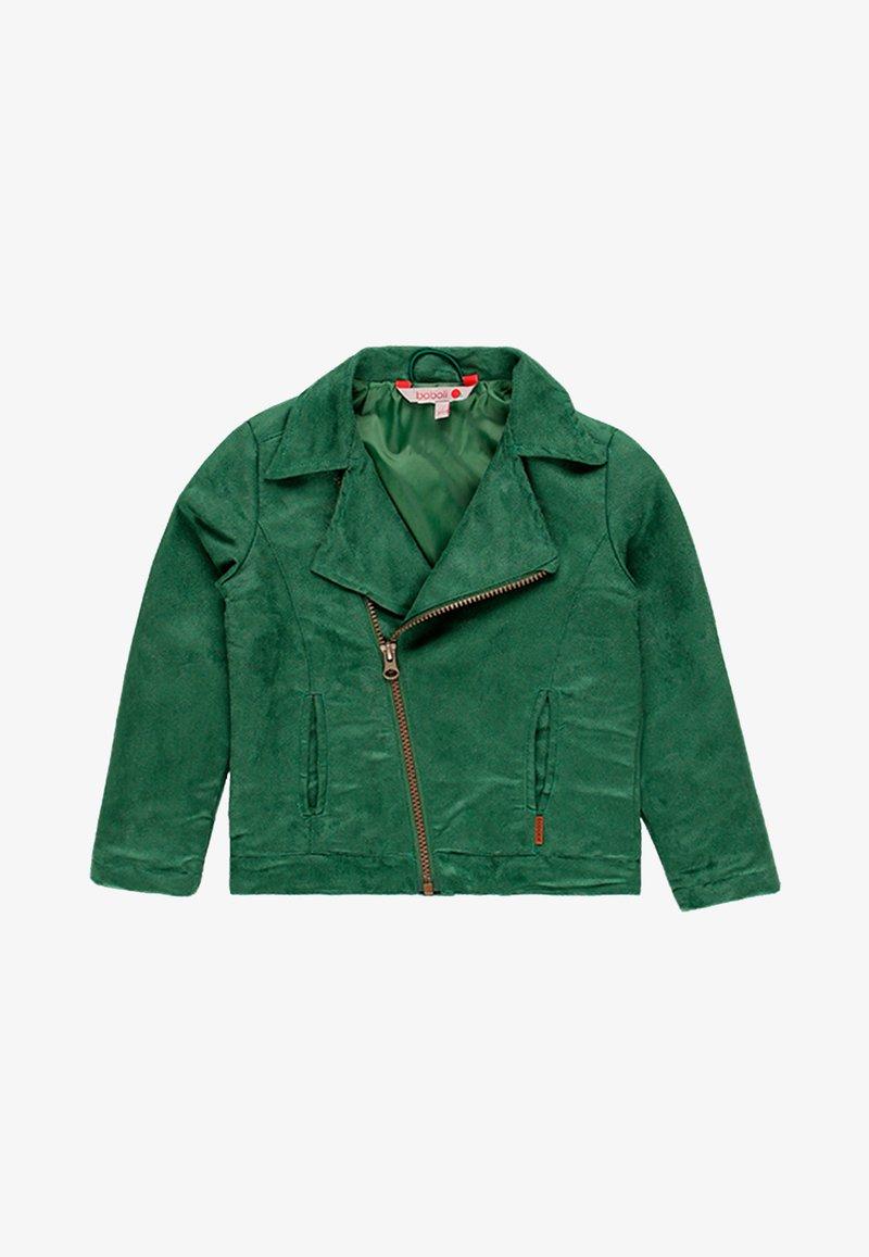 Boboli - Kunstlederjacke - green
