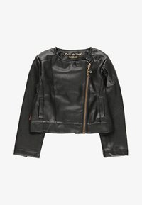Boboli - Faux leather jacket - black - 0