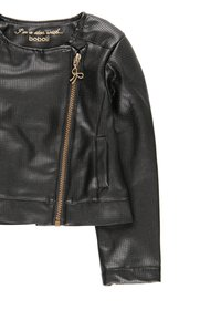 Boboli - Faux leather jacket - black - 2