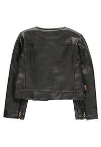 Boboli - Faux leather jacket - black - 1