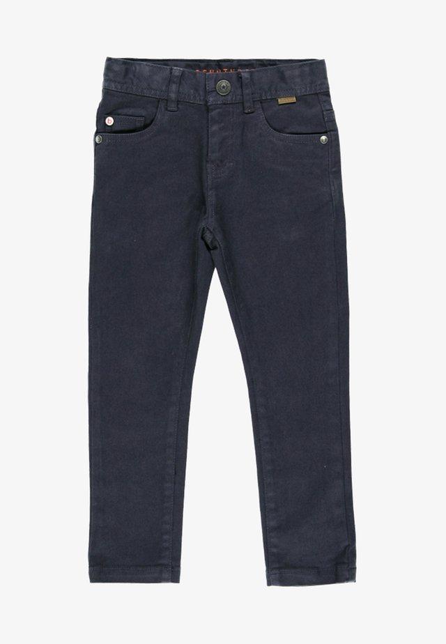 Jeans Straight Leg - navy