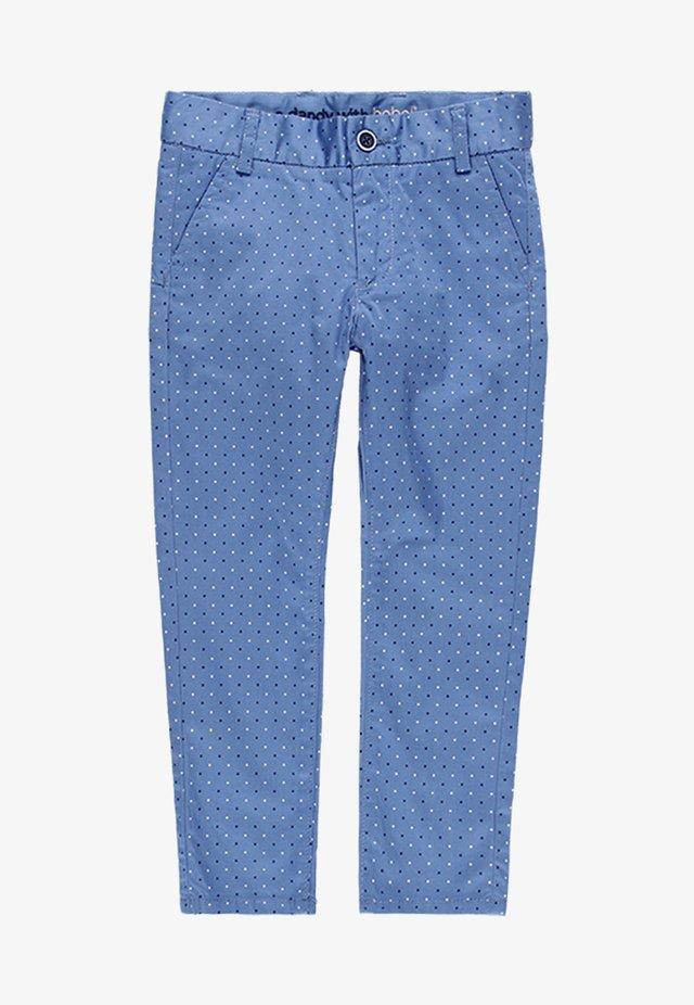 Stoffhose - blue