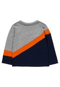 Boboli - Long sleeved top - melange grey - 1