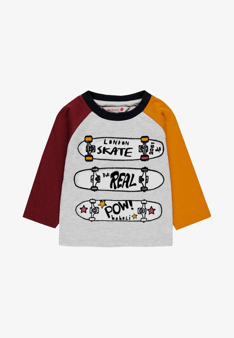 Boboli - T-shirt à manches longues - off-white