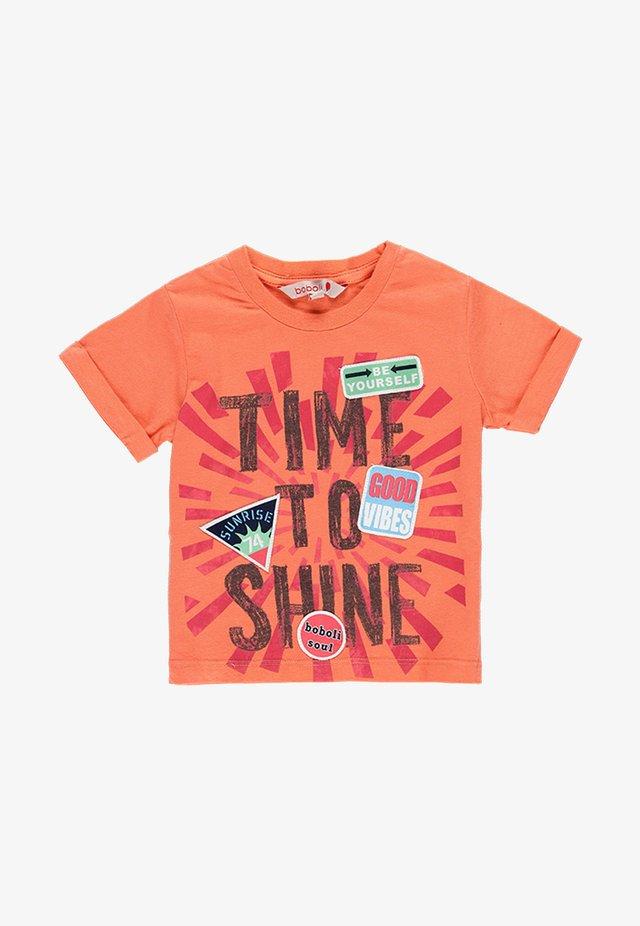 T-Shirt print - watermelon