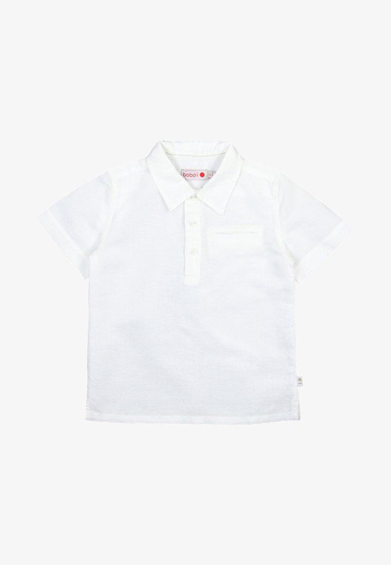 Boboli - Poloshirt - white