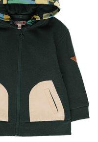 Boboli - Zip-up hoodie - green - 2
