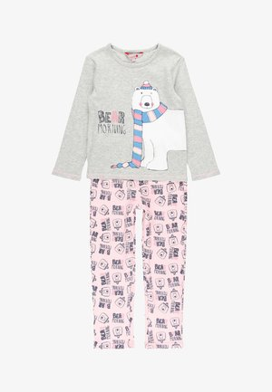 SET - Bas de pyjama - light grey