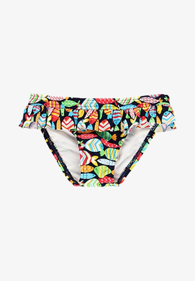 Bikini-Hose - multi-coloured