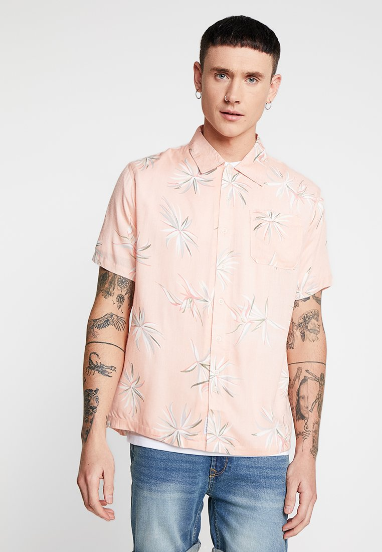 Bellfield - POCKET CAMP COLLAR PARADISE  - Chemise - pink