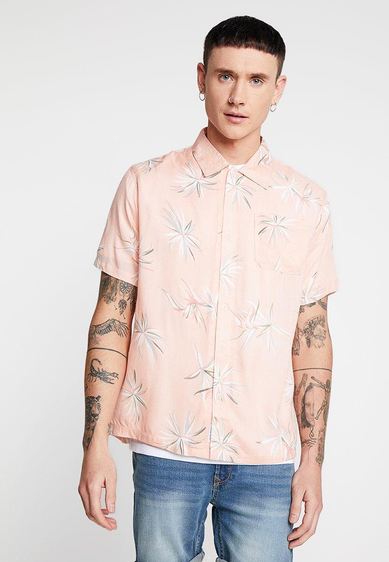 Bellfield - POCKET CAMP COLLAR PARADISE  - Shirt - pink