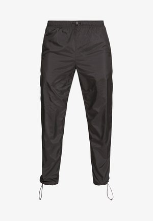 RIPSTOP DRAWSTRING TROUSER - Teplákové kalhoty - black