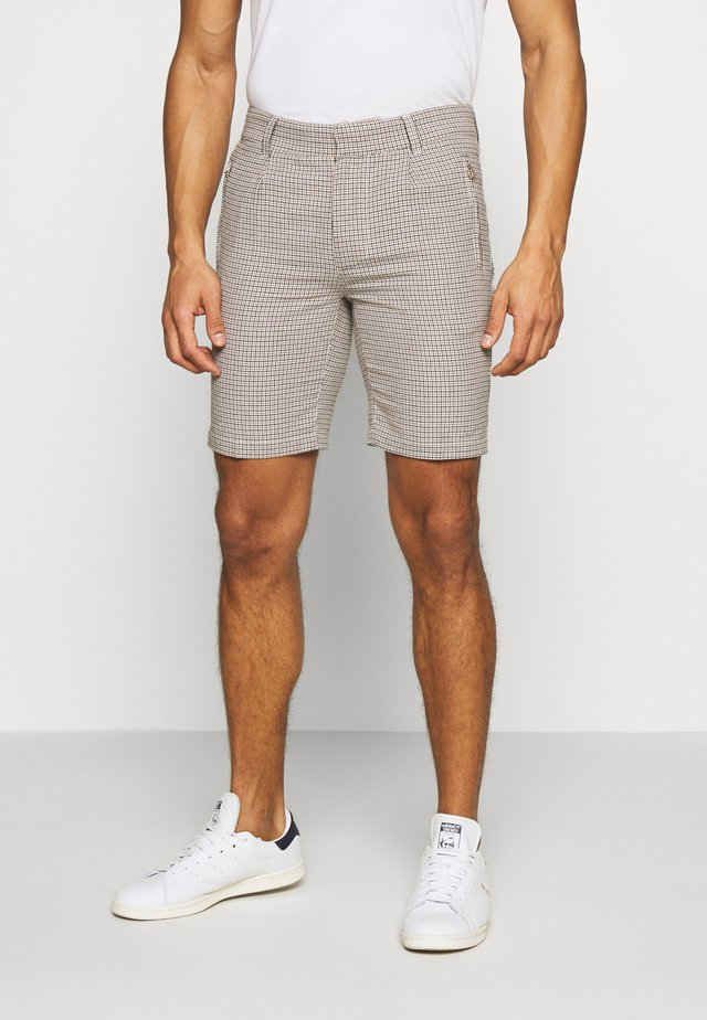 TAILORED  - Shorts - mushroom