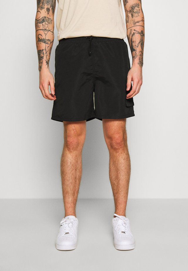 POCKET  - Shorts - black