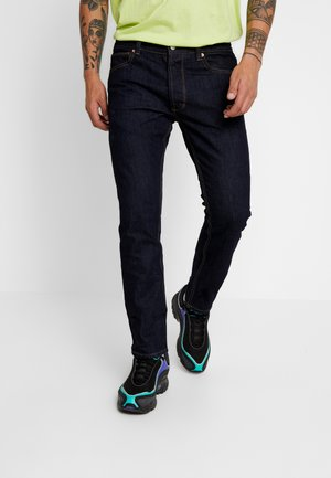 Jeans Tapered Fit - indigo