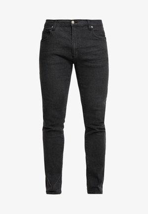 Skinny džíny - grey denim