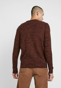 Bellfield - TWISTED CREW NECK - Pullover - ginger - 2
