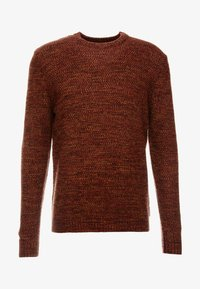 Bellfield - TWISTED CREW NECK - Pullover - ginger - 4