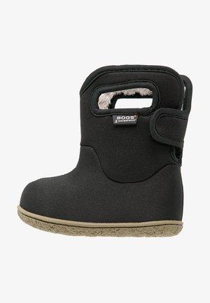 CLASSIC SOLID - Stivali da neve  - black