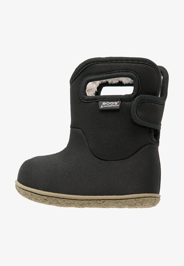 CLASSIC SOLID - Winter boots - black