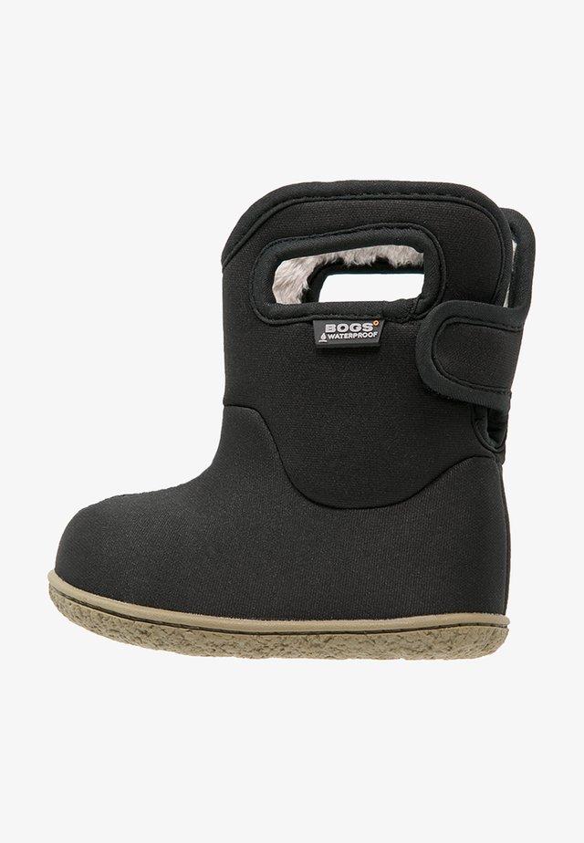 CLASSIC SOLID - Vinterstøvler - black
