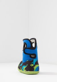 Bogs - BABY CLASSIC DINO - Snowboots  - electric blue/multicolor - 3