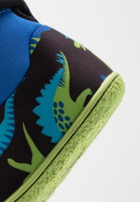 Bogs - BABY CLASSIC DINO - Snowboots  - electric blue/multicolor - 5