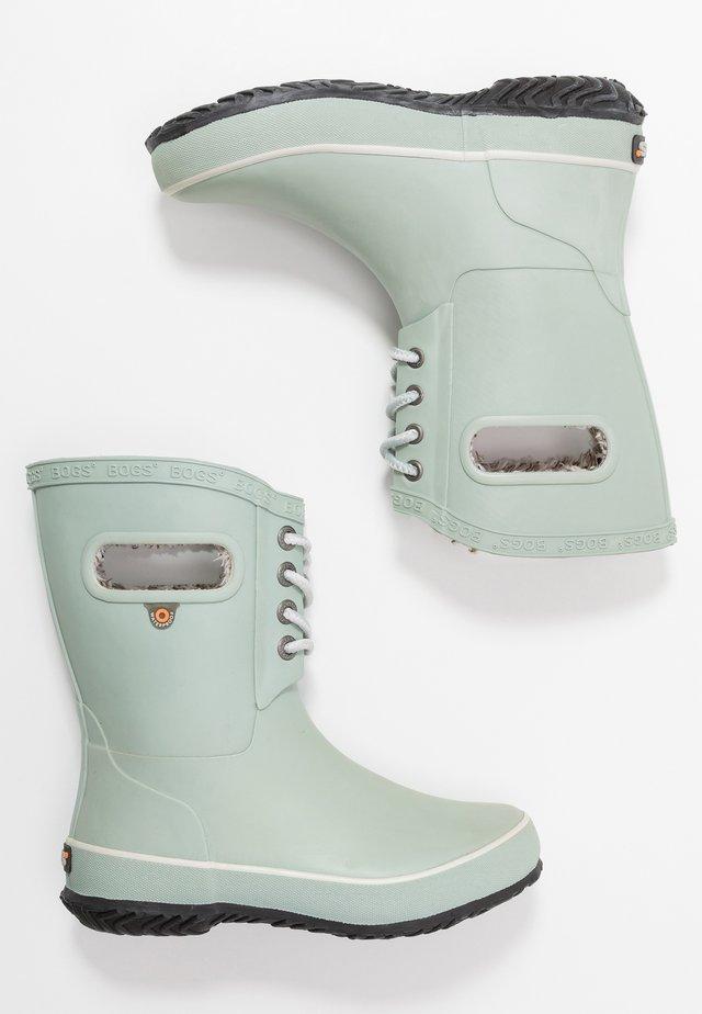 AMANDA PLUSH LACE - Winter boots - jade