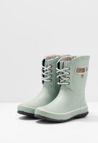 Bogs - AMANDA PLUSH LACE - Zimní obuv - jade - 3