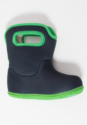BABY SOLID - Winter boots - navy
