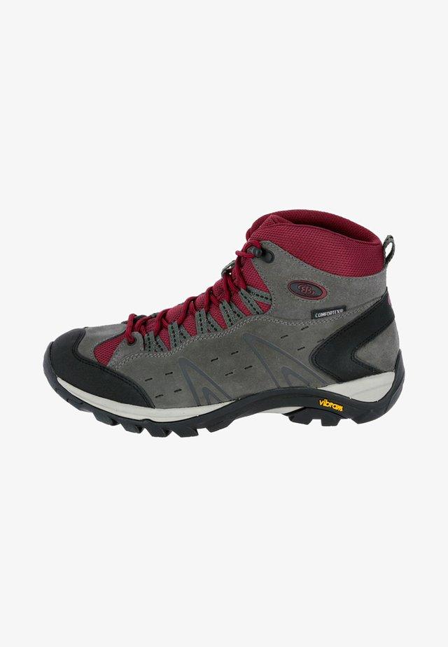 MOUNT BONA HIGH - Walking boots - grey