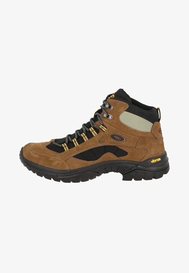 CHIMNEY - Walking boots - brown