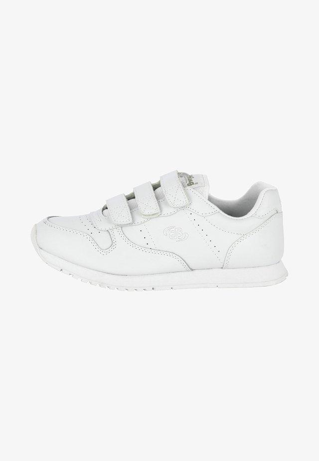 DIAMOND CLASSIC - Trainers - white