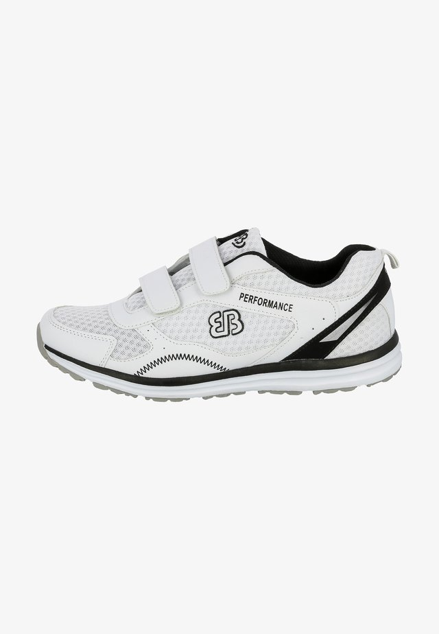 JOGGINGSCHUH PERFORMANCE V - Trainers - weiss