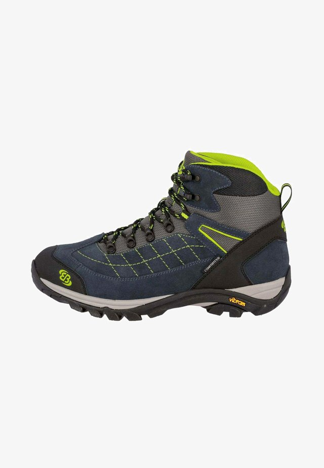 Hiking shoes - blue