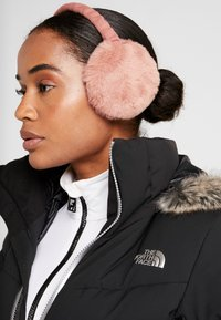 Barts - PLUSH EARMUFFS - Ear warmers - morganite - 1