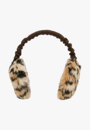 PLUSH EARMUFFS - Ear warmers - animal