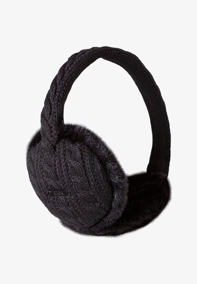 MONIQUE - Ear warmers - black