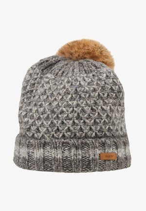 HOSTA BEANIE - Bonnet - dark heather