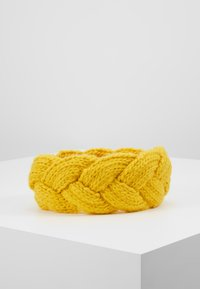 Barts - JACKIE HEADBAND - Ørevarmere - yellow - 2