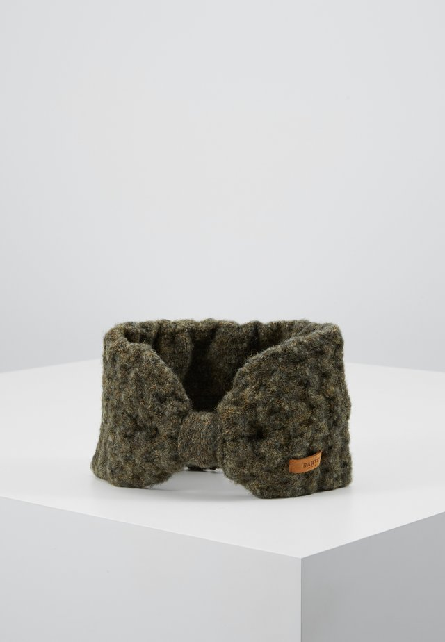 PATINA HEADBAND - Ear warmers - army
