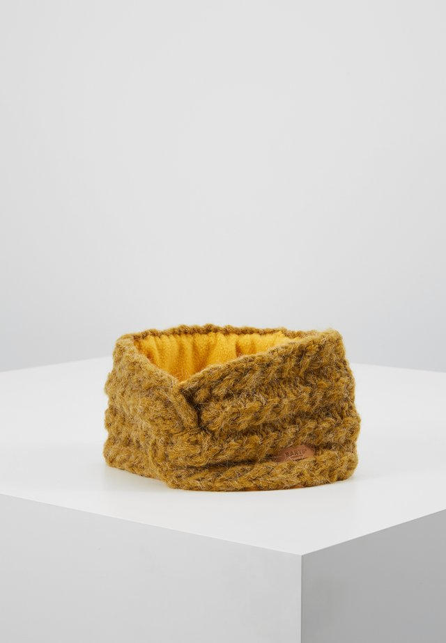 VALLERIA HEADBAND - Öronvärmare - mustard