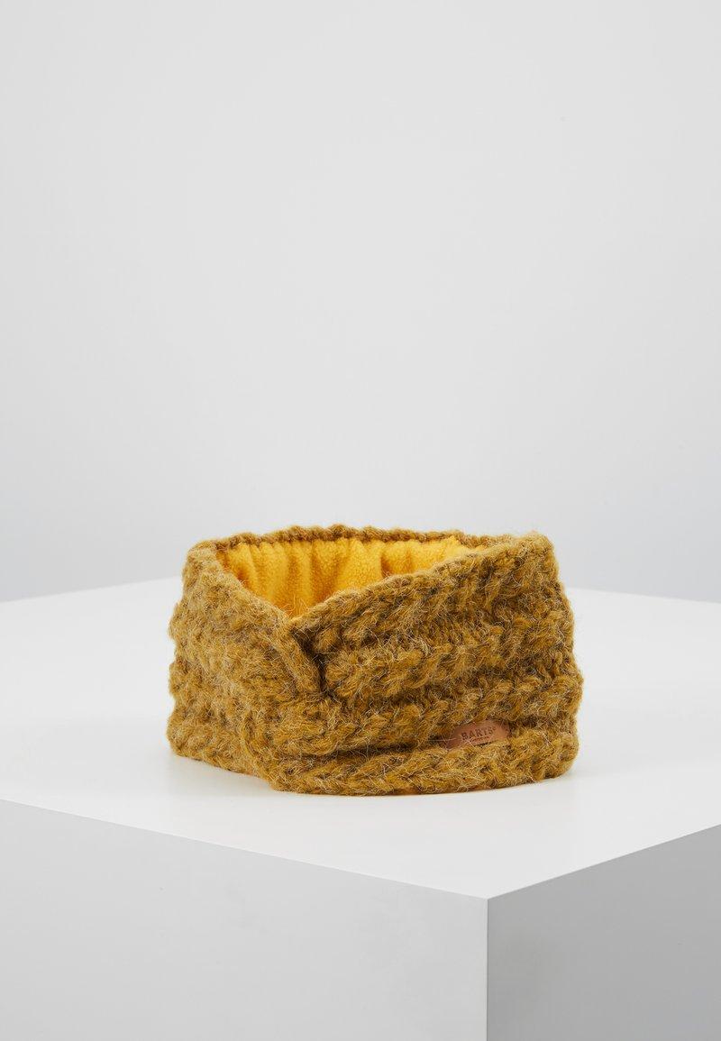 Barts - VALLERIA HEADBAND - Ørevarmere - mustard