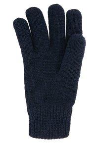 Barts - HAAKON GLOVES - Handschoenen - navy - 2