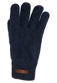 Barts - HAAKON GLOVES - Handschoenen - navy - 0