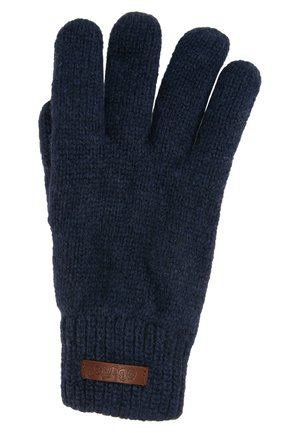HAAKON GLOVES - Handsker - navy