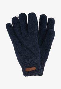 Barts - HAAKON GLOVES - Handschoenen - navy - 1
