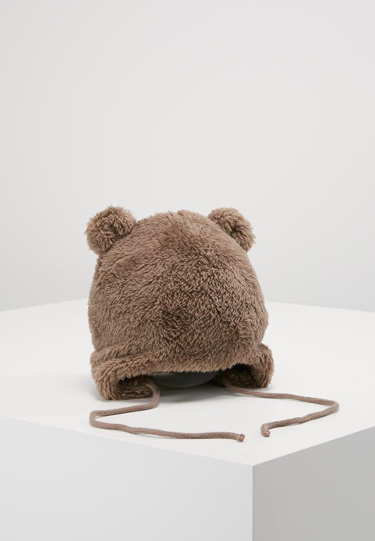 Barts - NOA BEAR - Čepice - brown